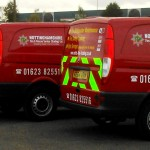 Promote your business via your fleet vehicle